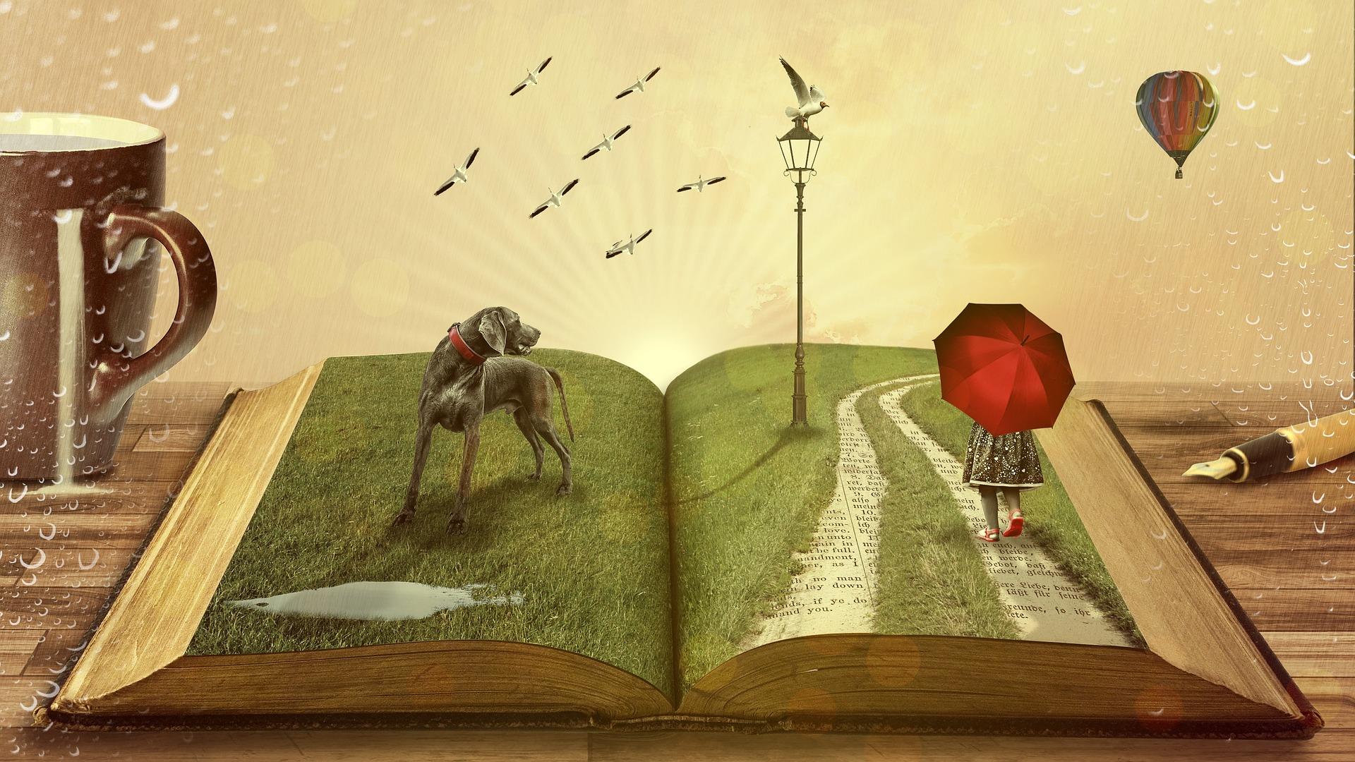 Berättelsens kraft – barnböcker och empati