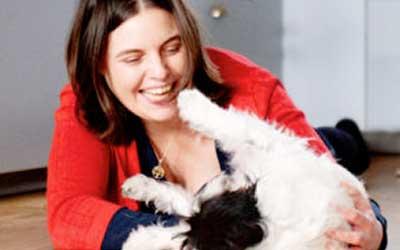Får en hund morra? Får man visa ilska som djur?